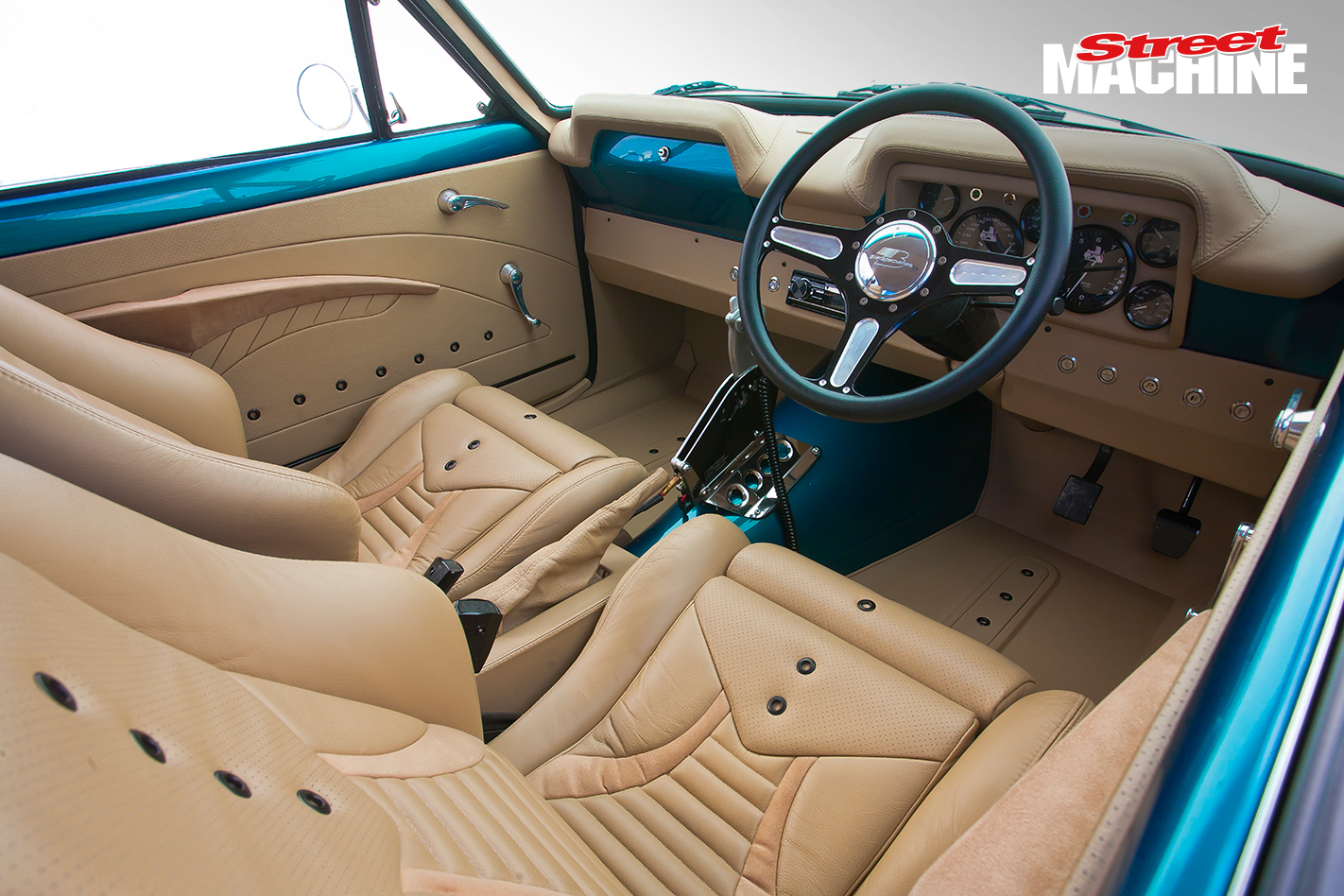 Holden LC Torana Coupe 383 Chev 9