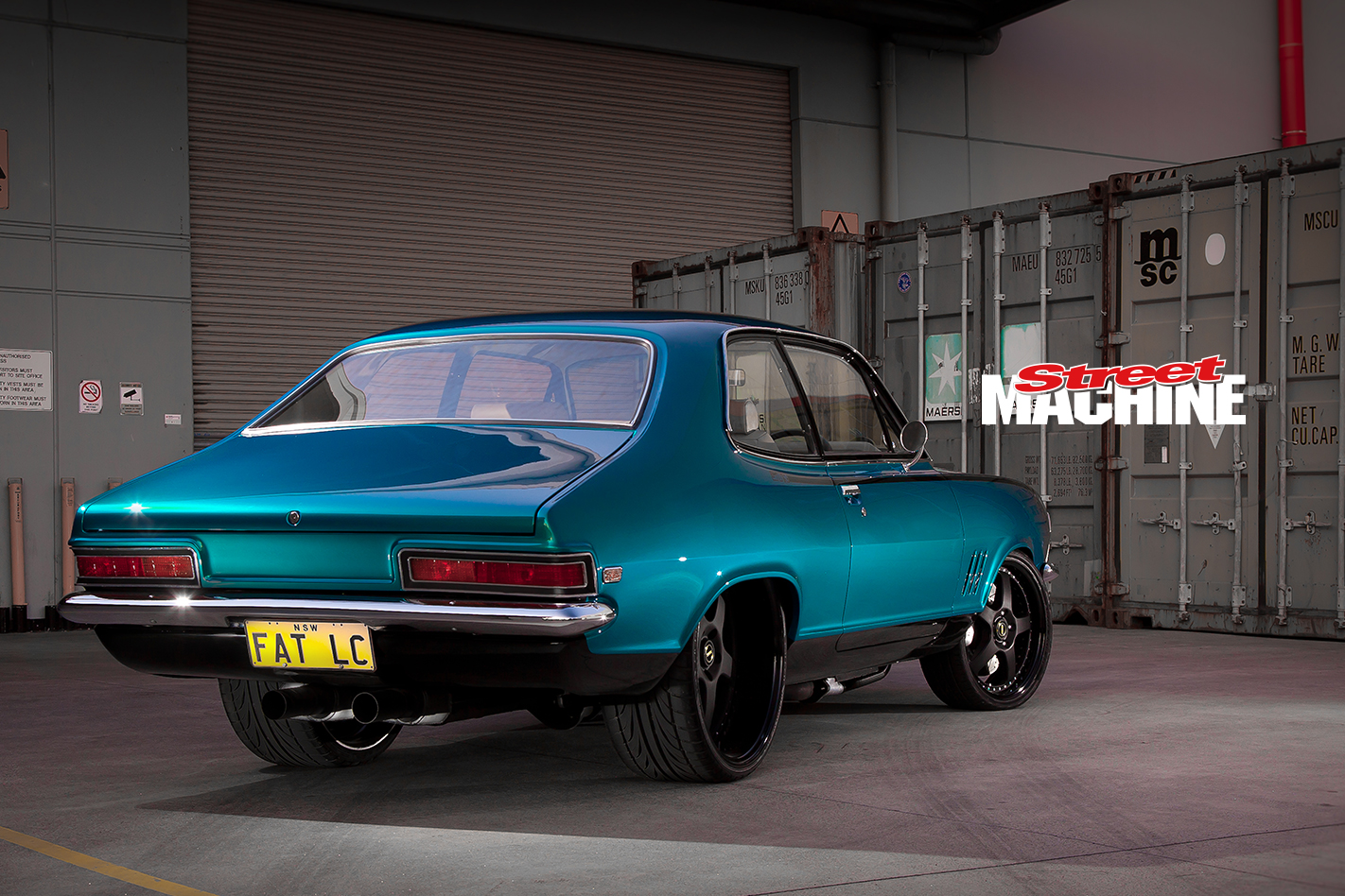 Holden LC Torana Coupe 383 Chev 15