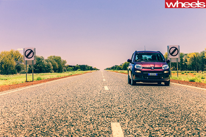 Fiat -Panda -unrestricted -Speed -limits