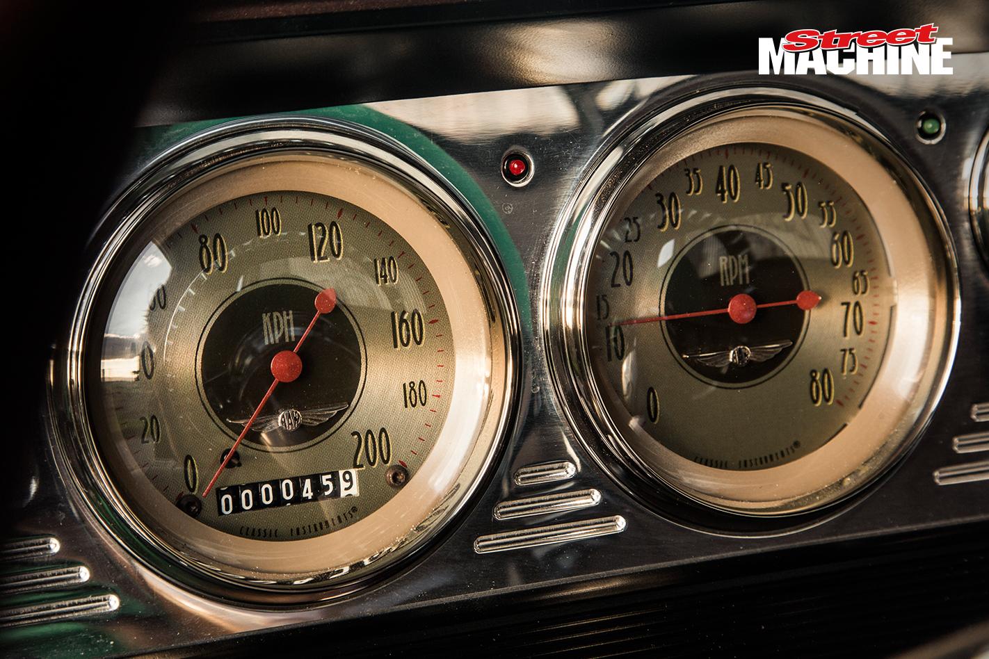 Chevy C10 Pick Up Custom Low LS1 9