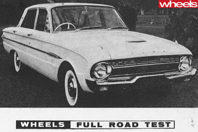 1962-Ford -Falcon -XL-front -three -quarters
