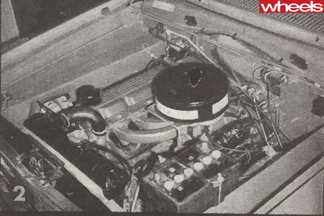 1963-Valiant -Engine
