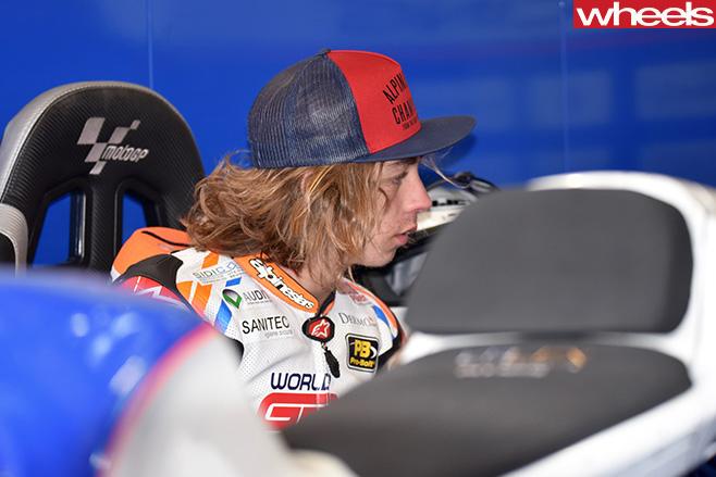 Remy -Gardner -Moto Gp -rider