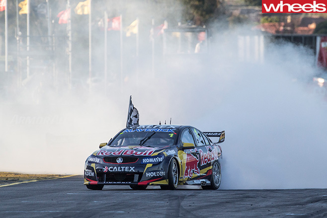 Dumbrell -Whincup -V8-Supercars