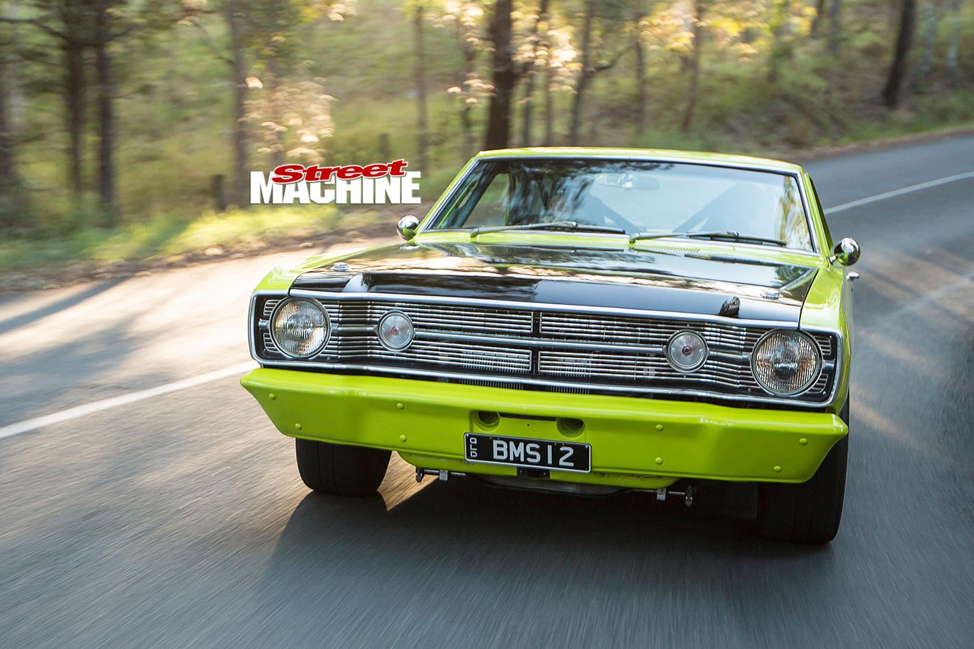 Dodge -Dart -onroad -front
