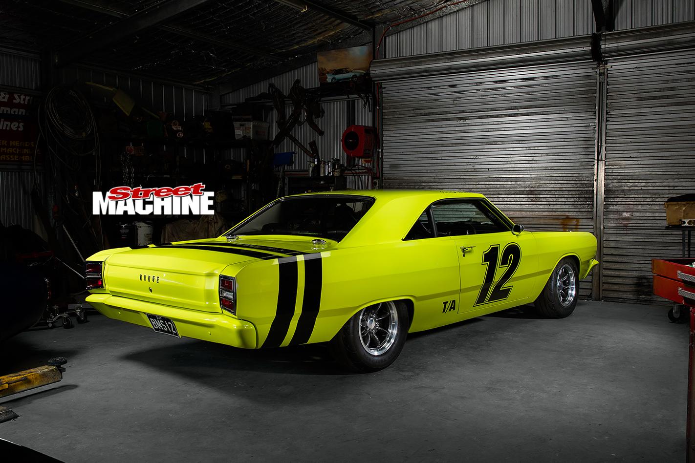 Dodge -Dart -rear -angle