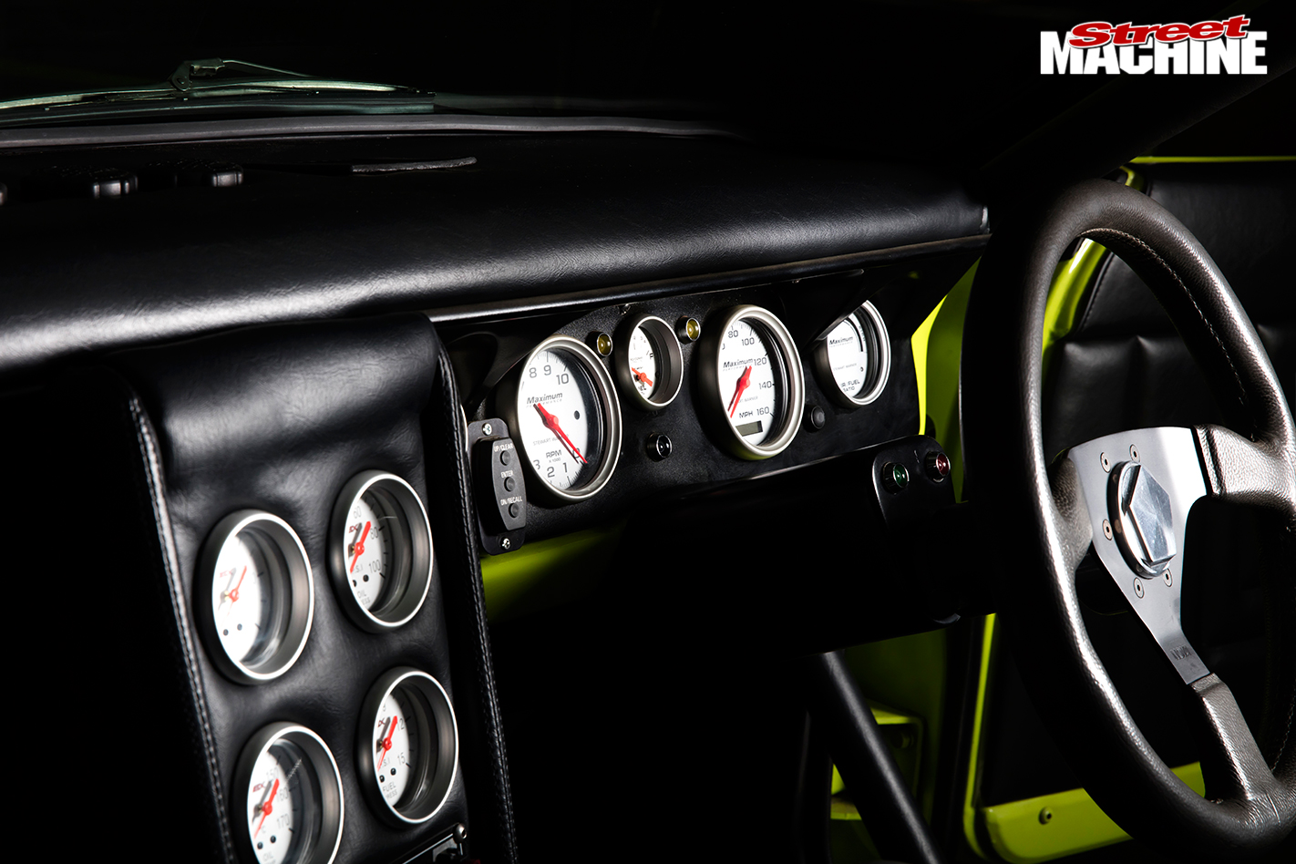 Dodge -Dart -gauges