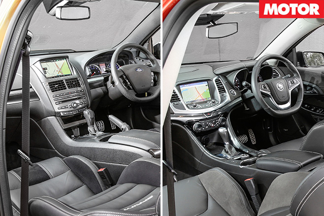 Xr8 v r8 interiors