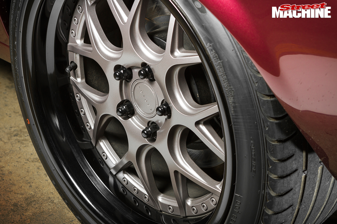 Ford -Mustang -wheel