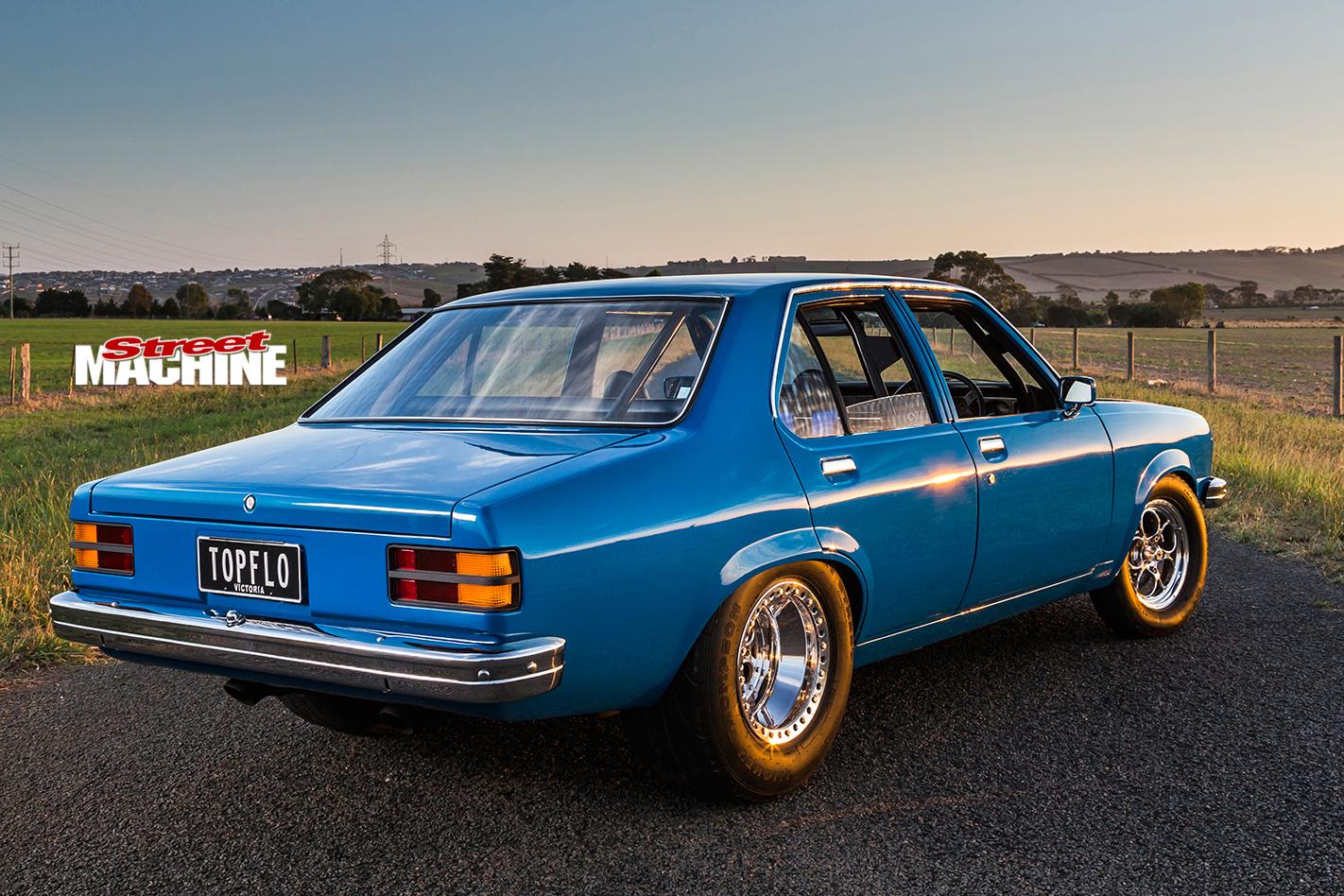 Holden -LH-Torana -onroad -rear -2