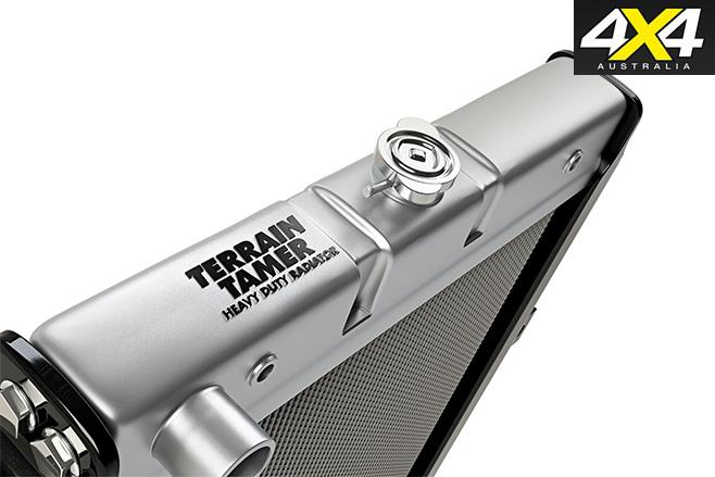 Terrain Tamer radiator