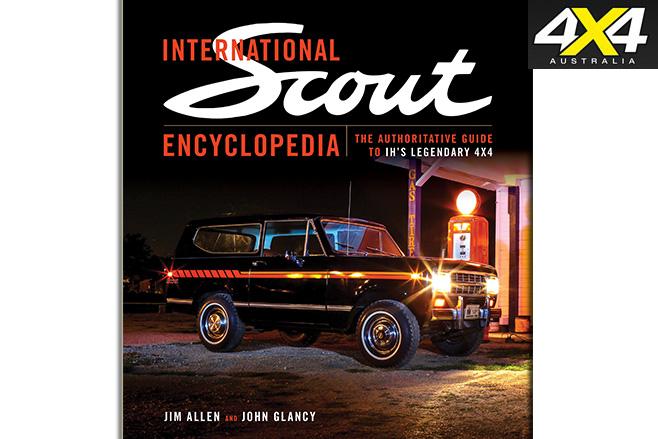 Scout book