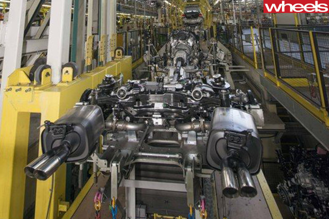 Holden -Alloytec -Engine -manufacturing -plant