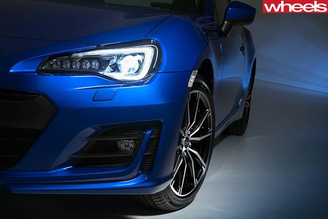 Subaru -BRZ-front -vent