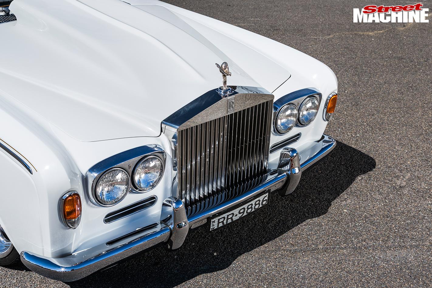 Rolls -royce -silver -shadow -bonnet