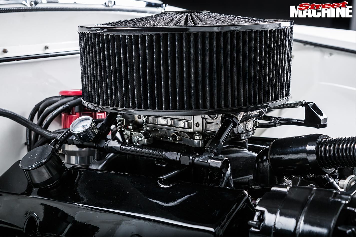 Rolls -royce -silver -shadow -engine -detail