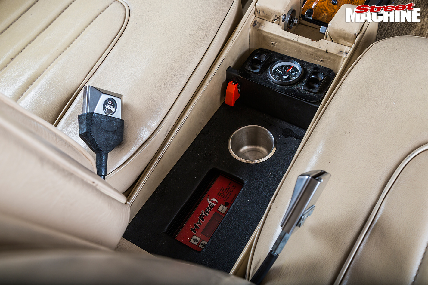 Rolls -royce -silver -shadow -centre -console
