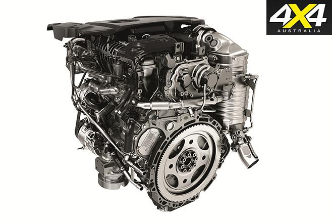 Range Rover Sport gets four-cylinder diesel engine