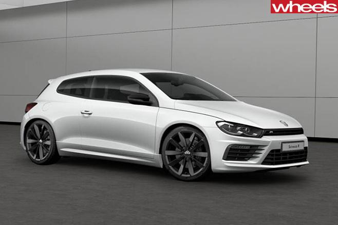 Volkswagen -Scirocco -Wolfsburg
