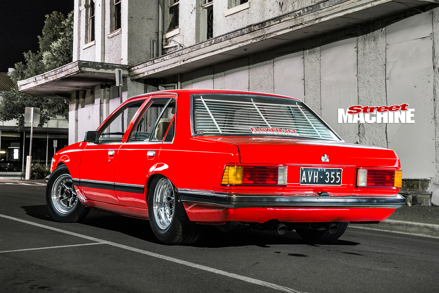 Holden -Commodore -VH-rear