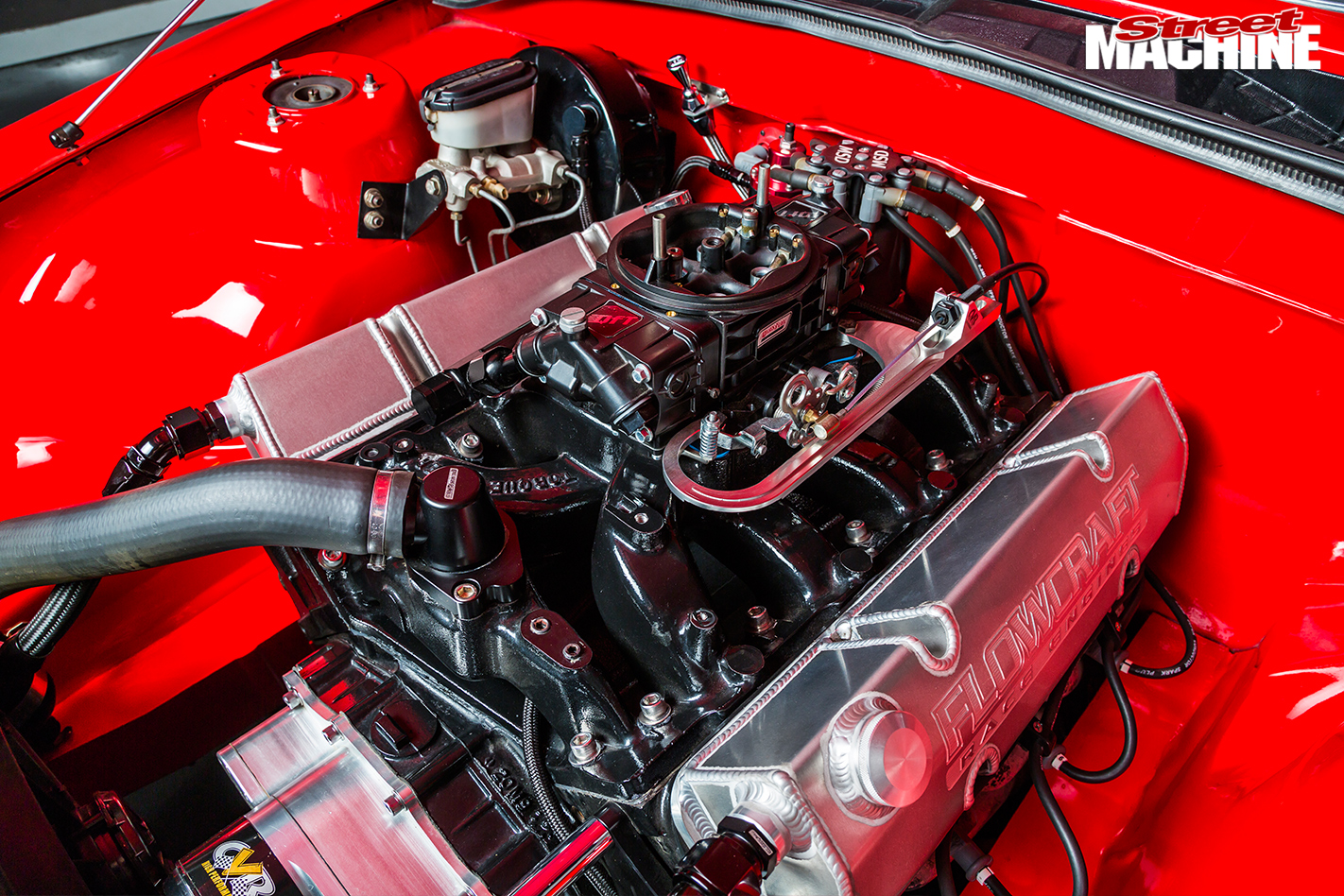 Holden -Commodore -VH-engine -bay
