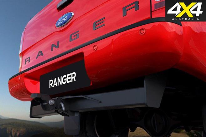 Ford ranger xls bumper