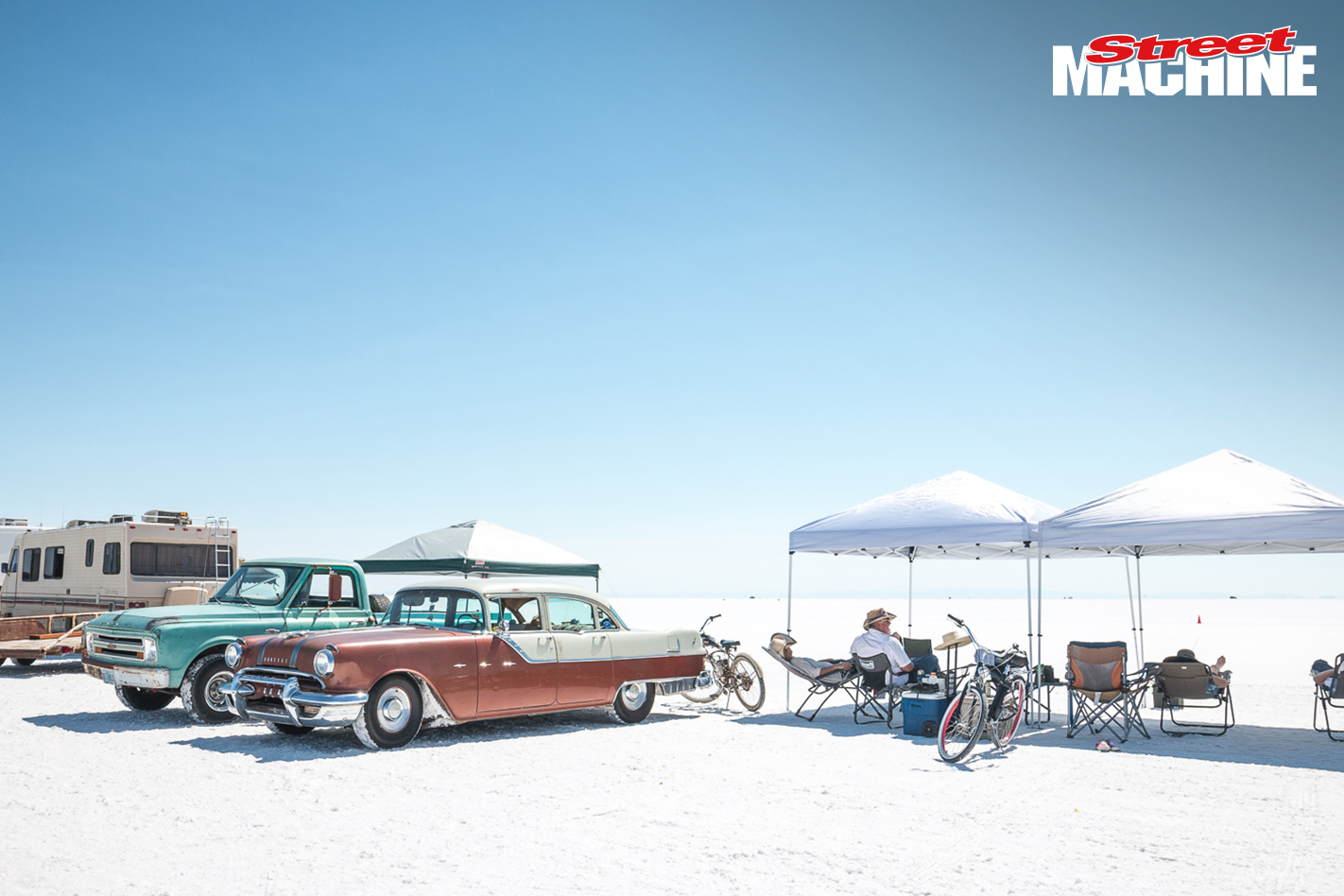 Bonneville Speed Week 2016 3404