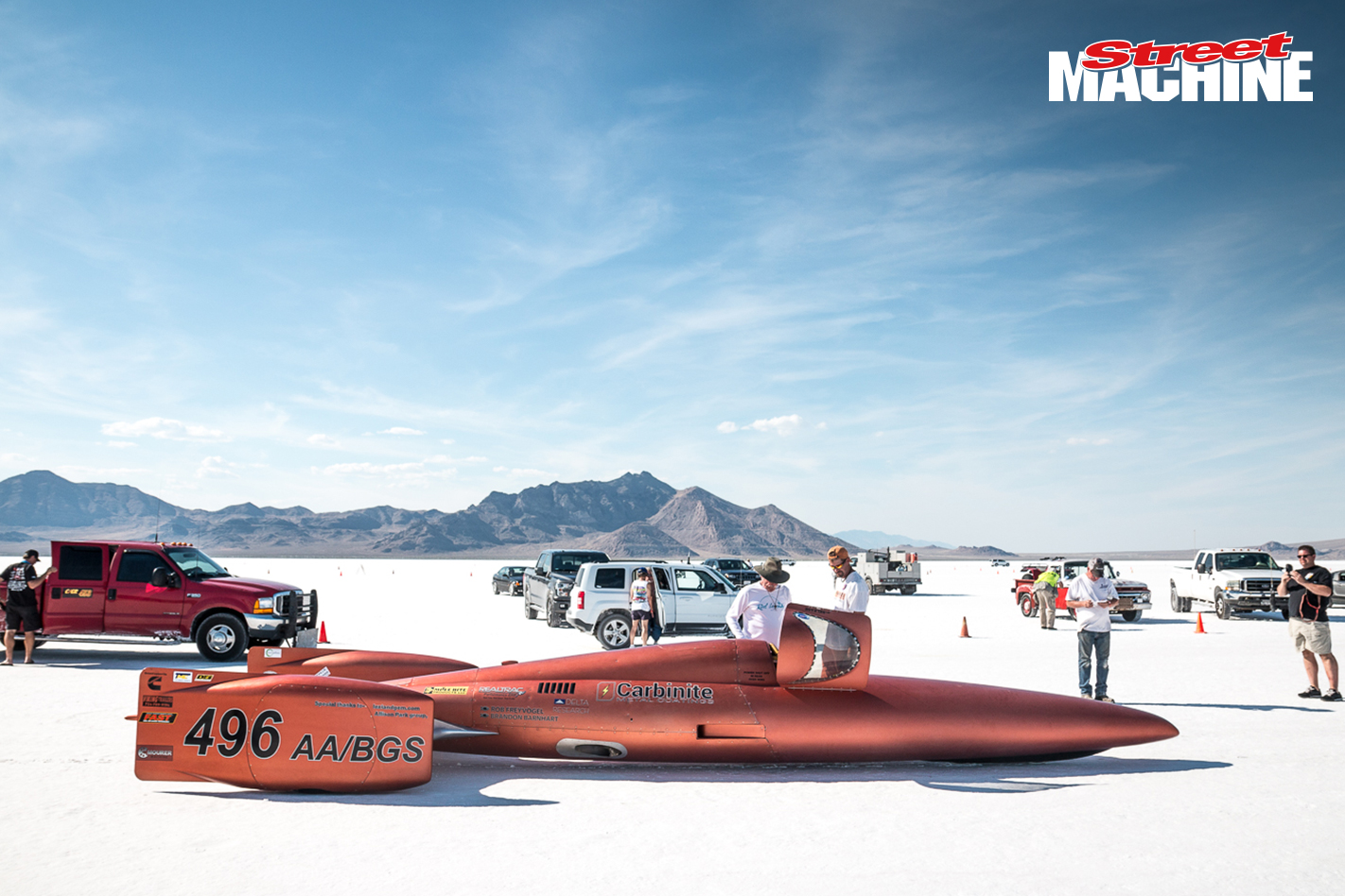 Bonneville Speed Week 2016 3902