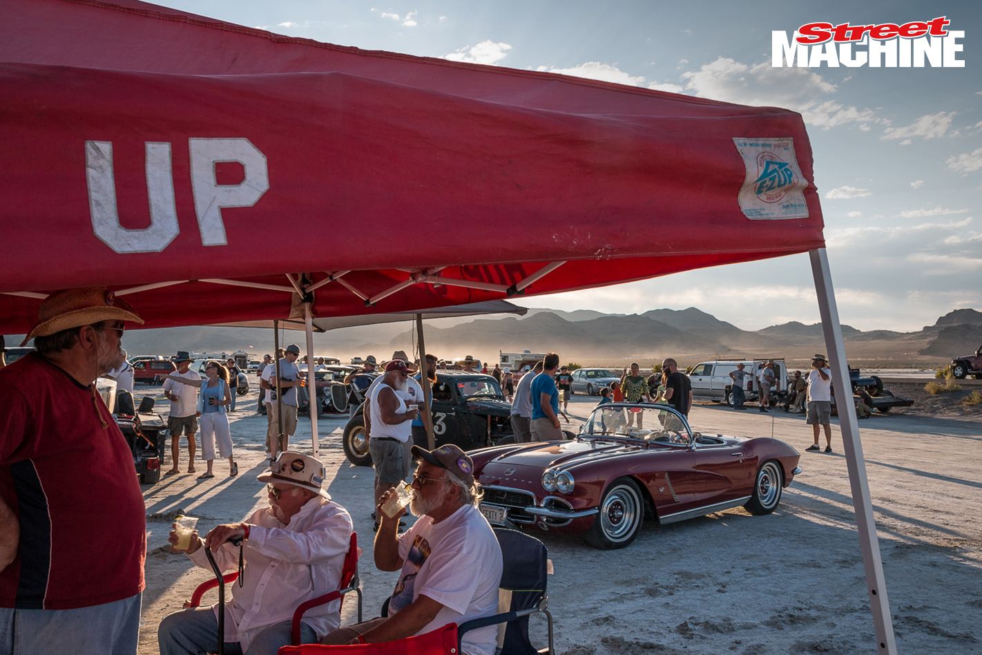 Bonneville Speed Week 2016 4511