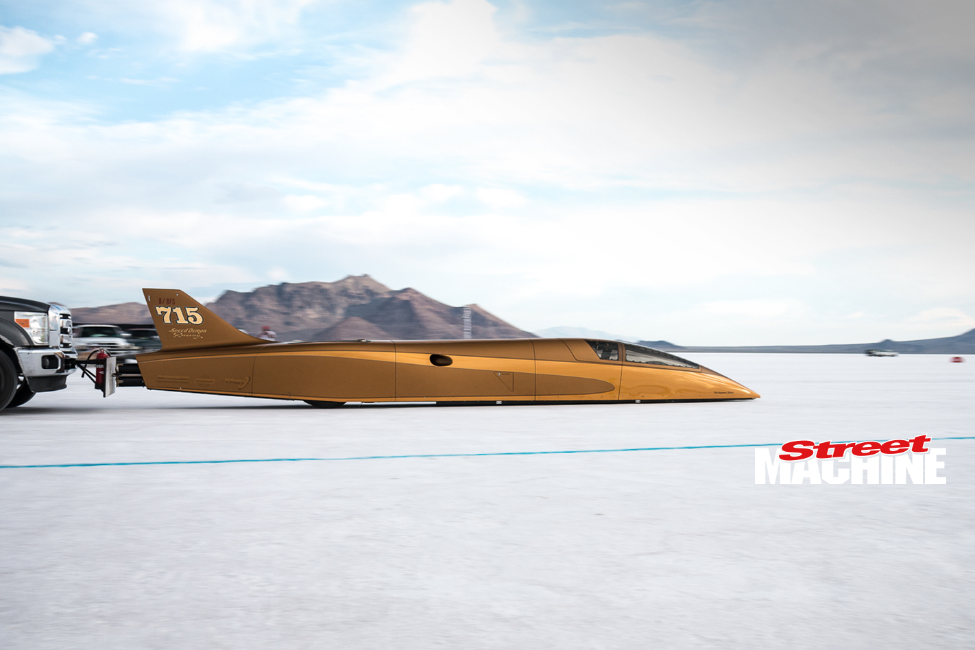 Bonneville Speed Week 2016 4595