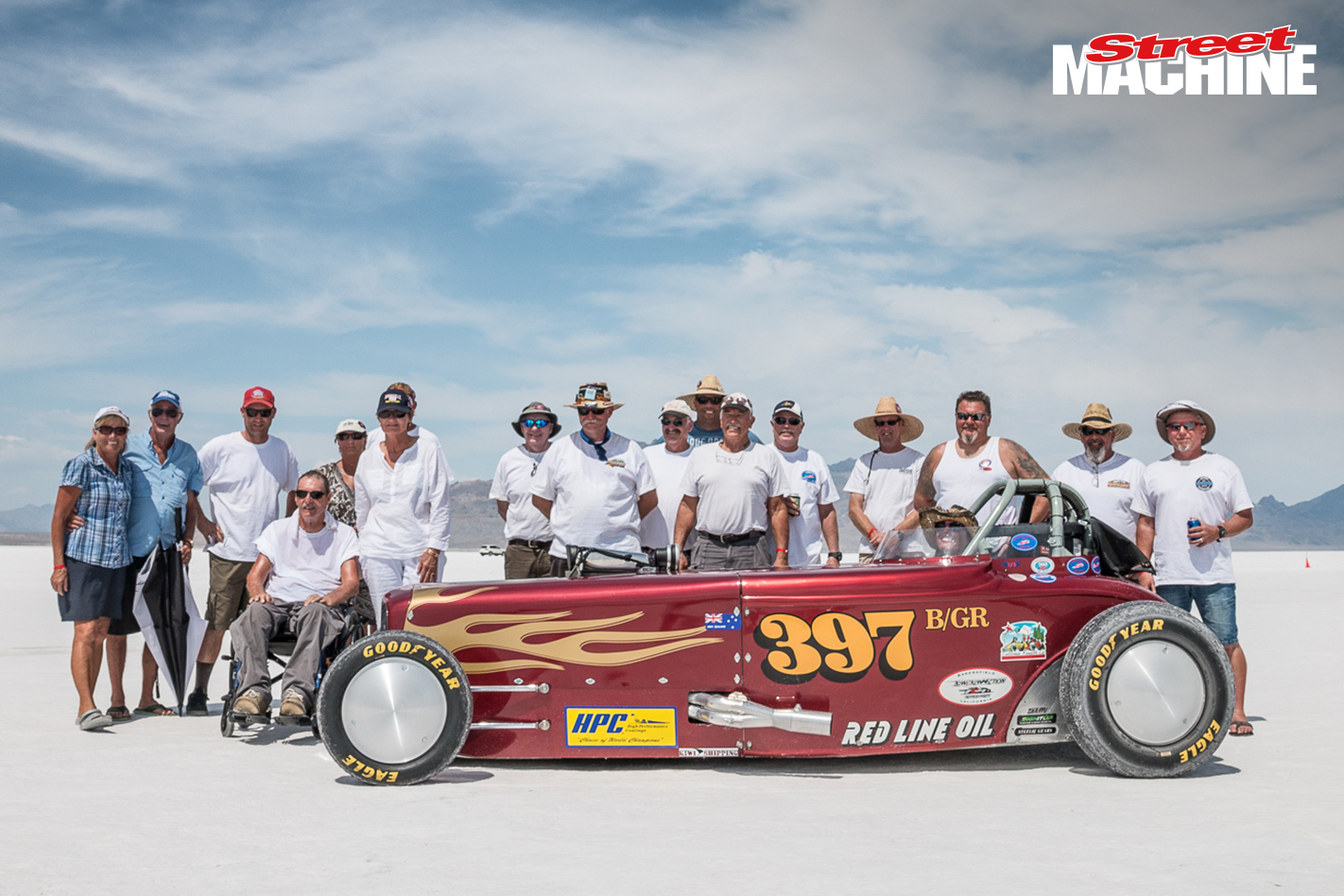 Bonneville Speed Week 2016 5009
