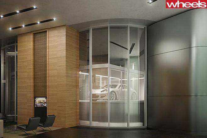 Porsche Apartments 1