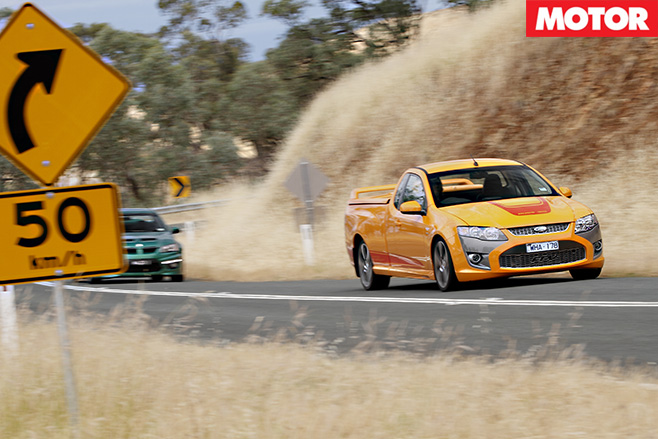 Hsv vs fpv ute