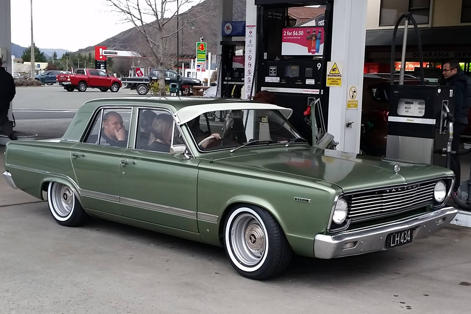 Mopar -46-green -valiant
