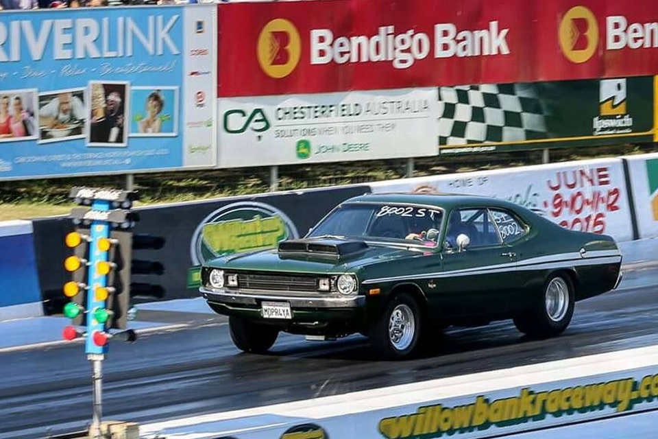 Mopar -green -dodge