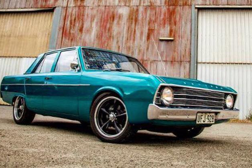 Mopar -55-green -valiant