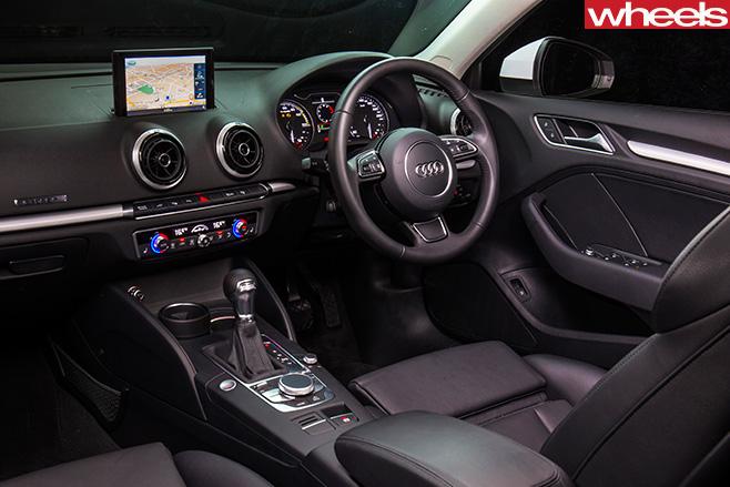 Audi -A3-e -tron -interior