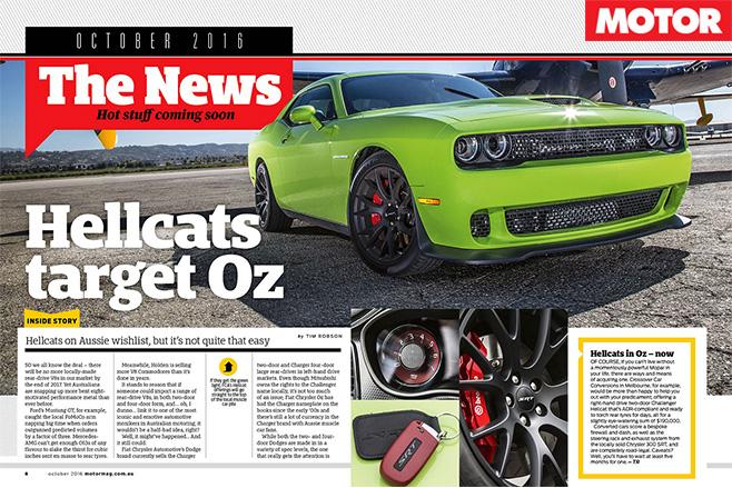 Dodge -hellcat -news