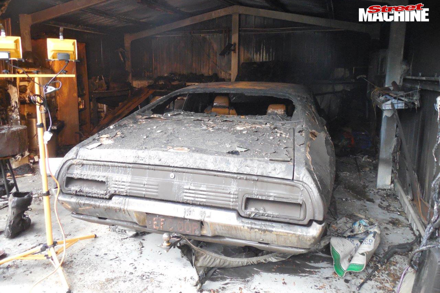 Ford -xa -falcon -burnt
