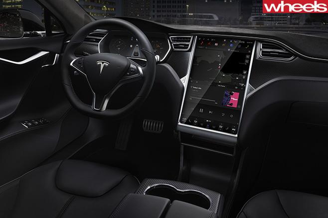 Tesla -Model -S-interior