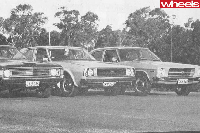 1973-Holden -vs -Lleyland -vs -Ford