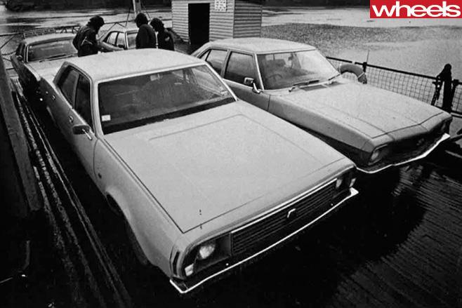 Australian -sedans