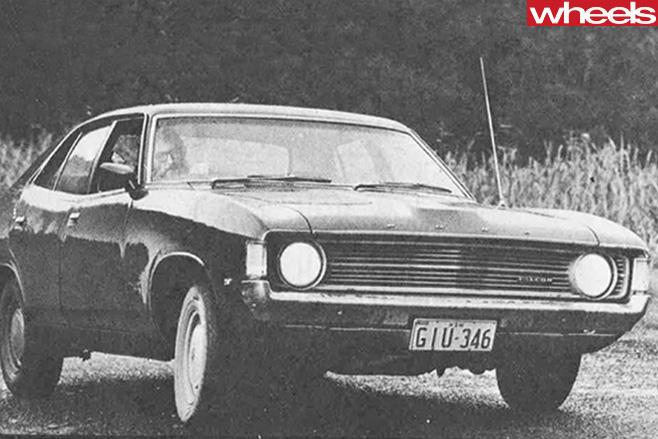 1973-Ford -Falcon