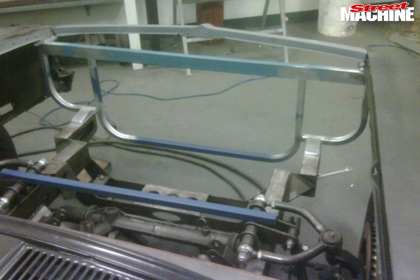 Camaro -chassis -2