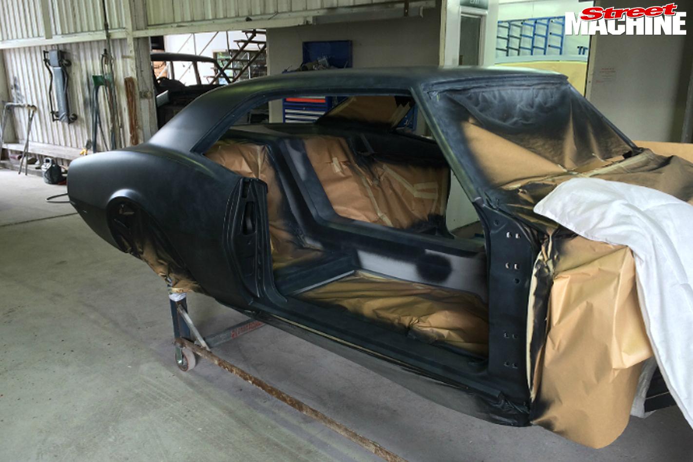 Camaro -chassis -8