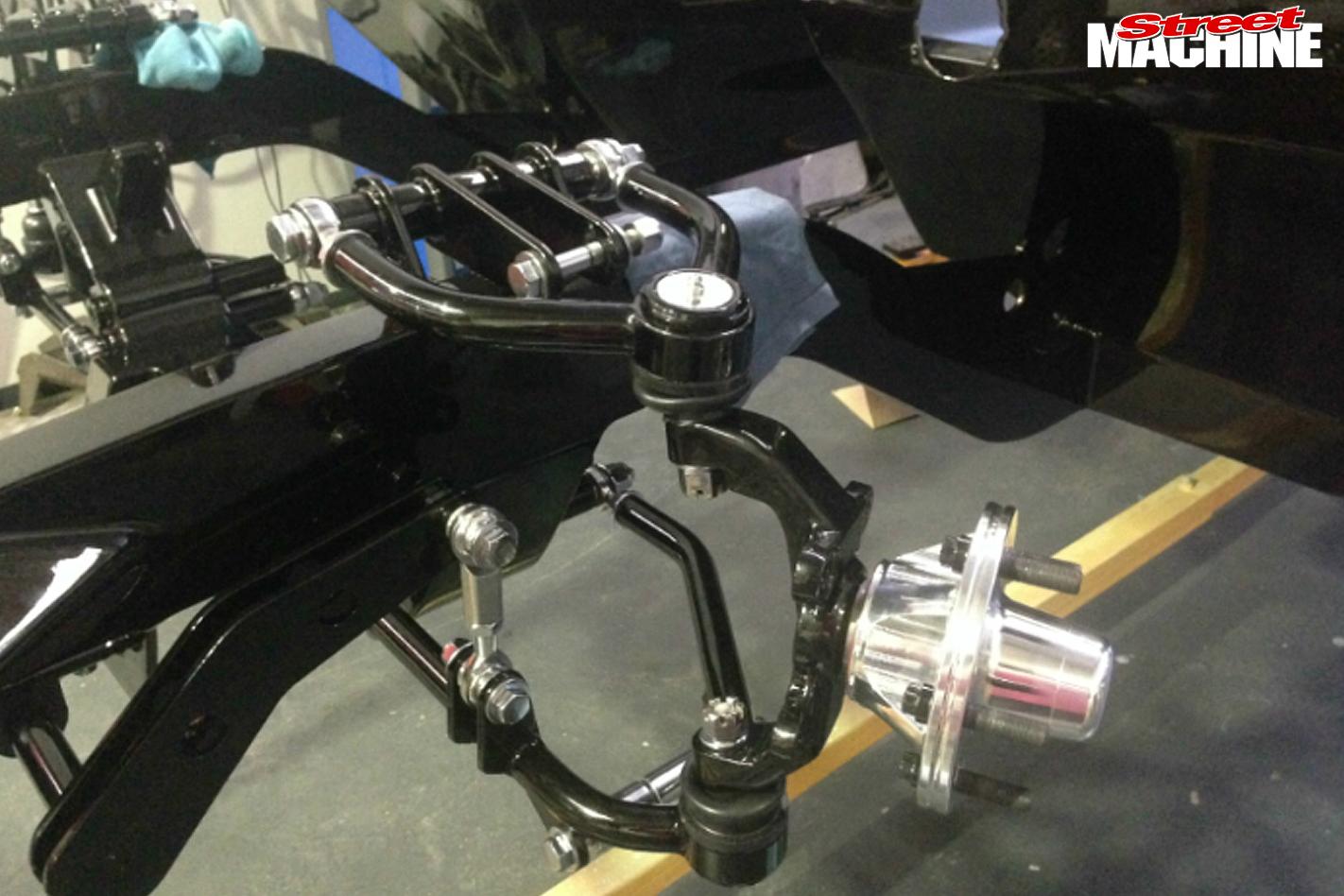 Camaro -chassis -10