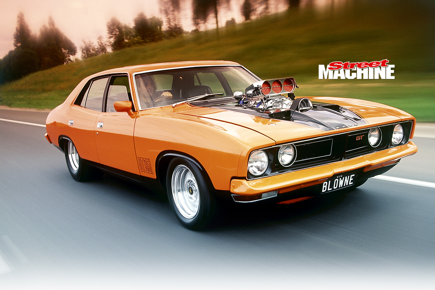 5-1992-frank -piccolo -ford -xb -falcon
