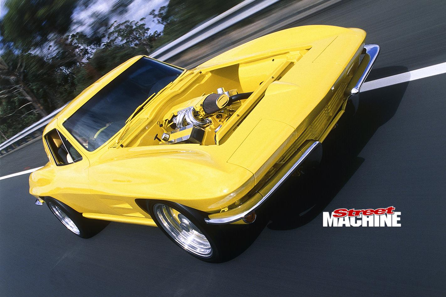 6-1993-Frank -Rejtano -1964-chevrolet -corvette