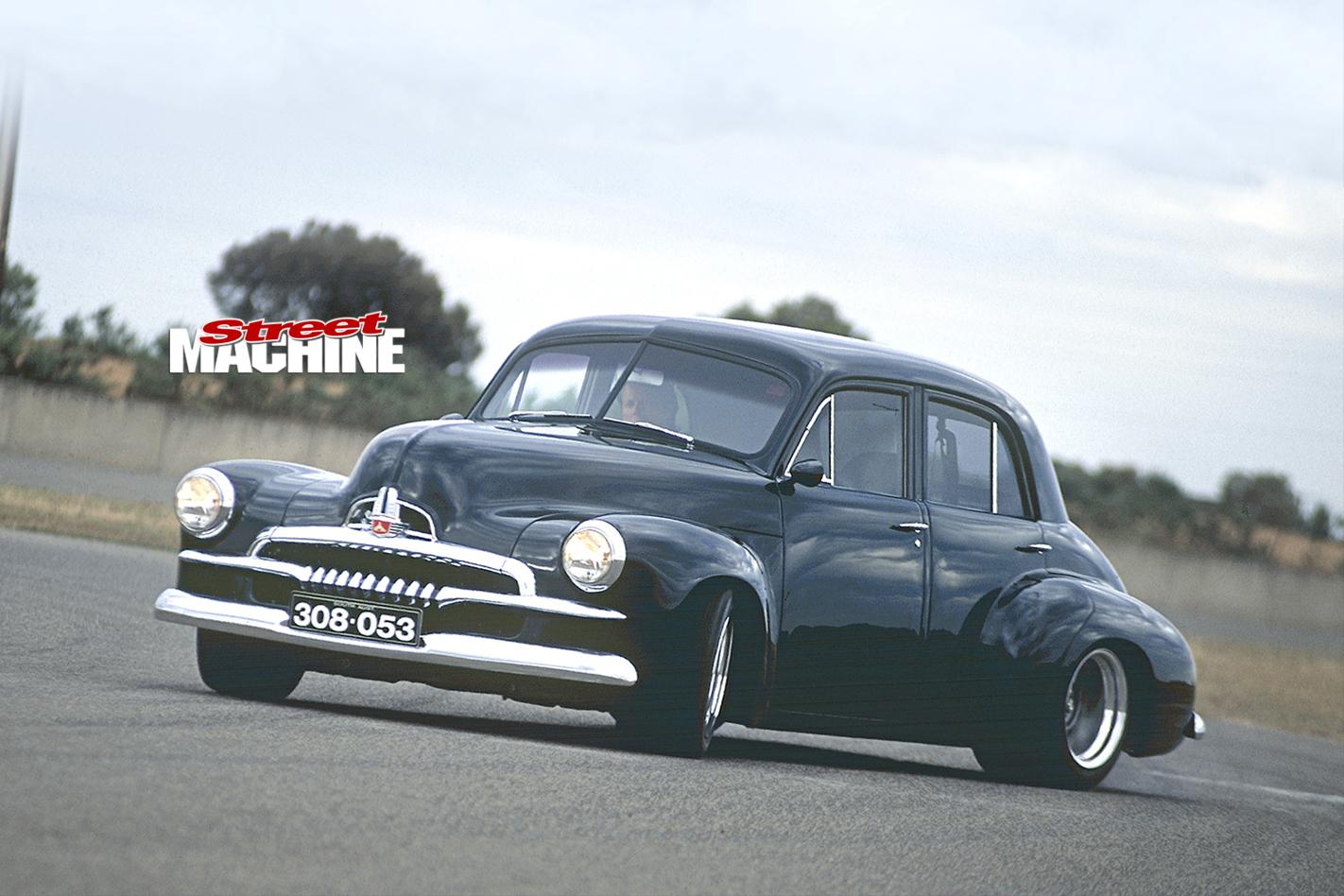 7-1994-Colin -Townsend -Holden -FJ