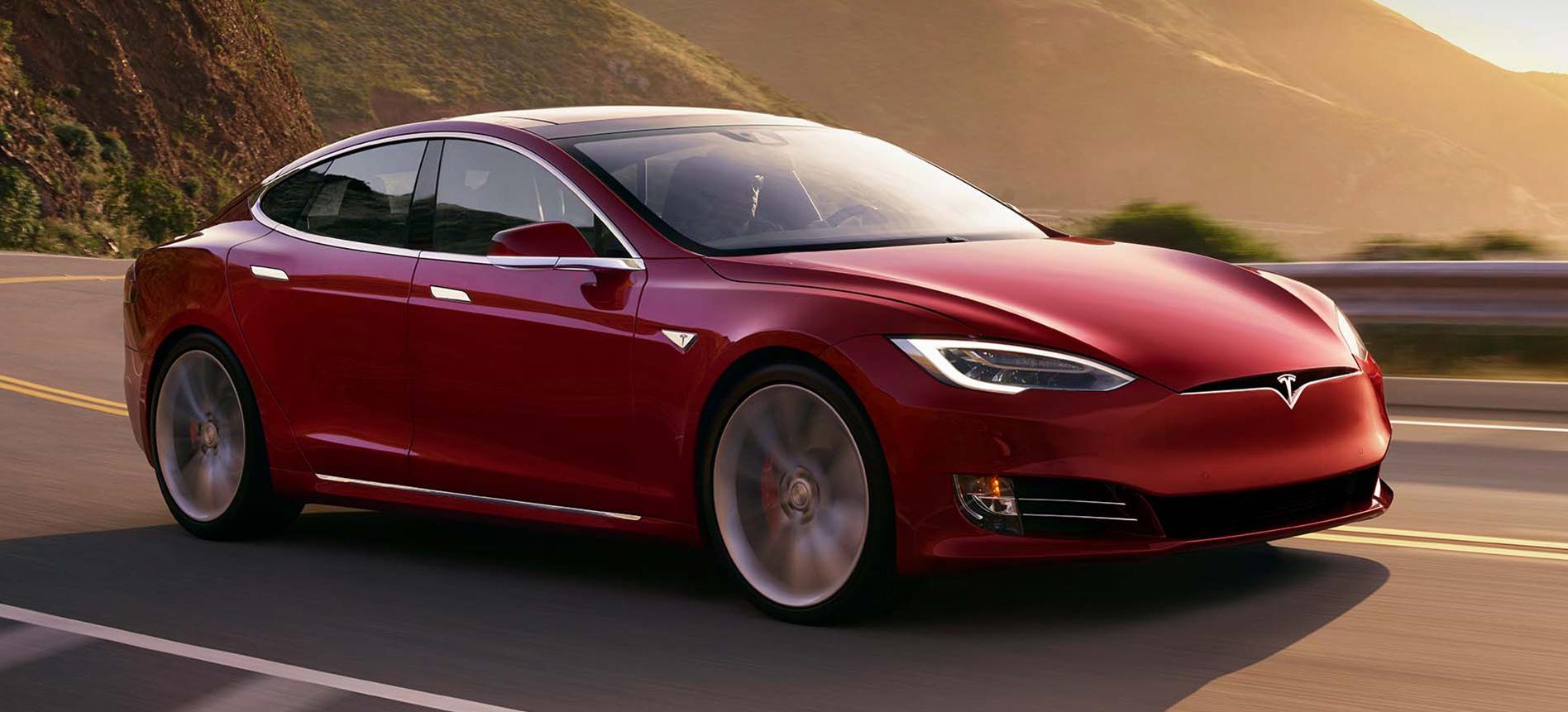 Tesla -Model -S-P100D